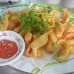 Sá sùng – đặc sản nổi tiếng của biển Nha Trang