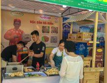 """Các hoạt động nổi bật của Sá sùng Bá Kiến tại hội chợ """"Made in Viet Nam"""""""